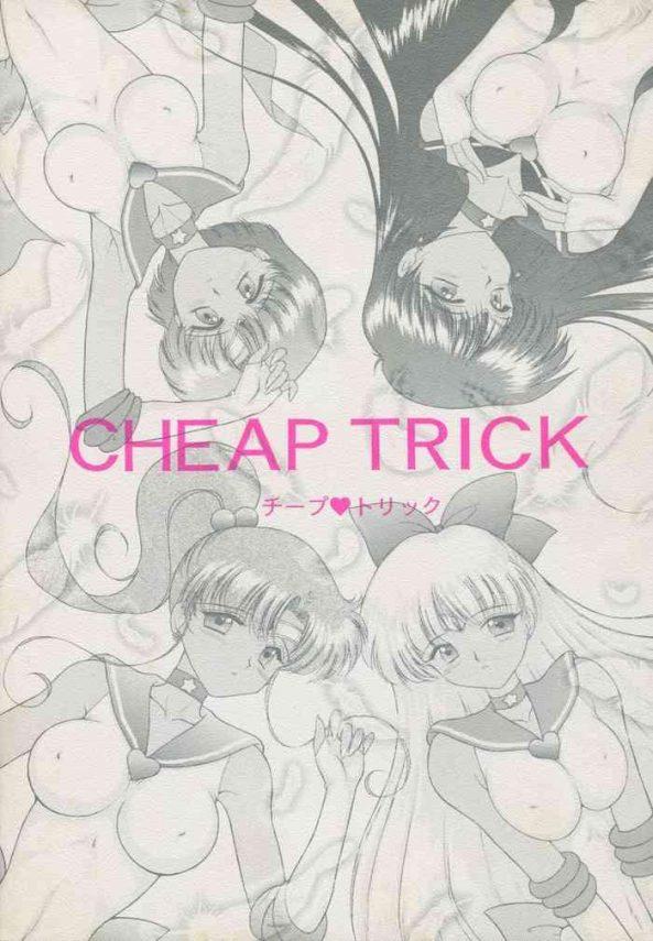 Yaoi hentai Cheap Trick- Sailor moon hentai Masturbation