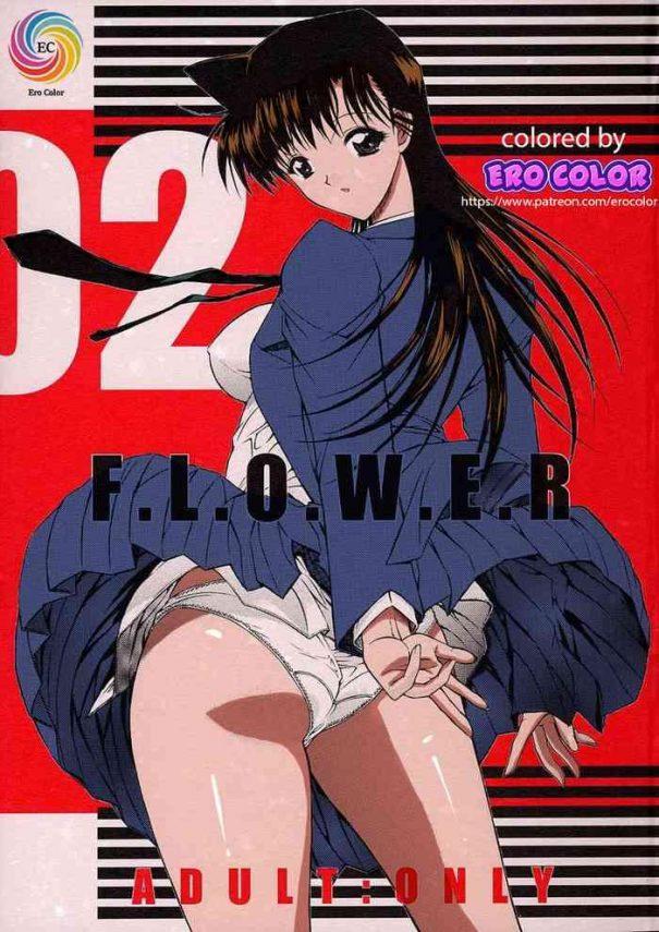 Three Some F.L.O.W.E.R Vol. 02- Detective conan   meitantei conan hentai Big Tits
