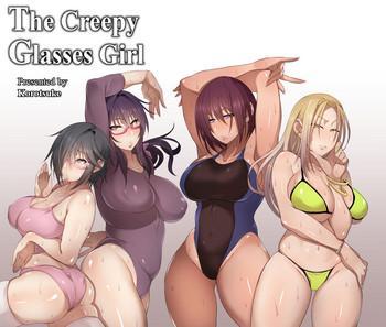 HD Nekura Megane ♀   The Creepy Glasses Girl- Original hentai Creampie