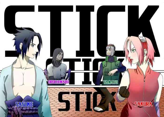 Gudao hentai 「STICK」~Kikangentei Koukai~- Naruto hentai Reluctant