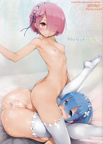 Uncensored Full Color Natsukisugi- Re zero kara hajimeru isekai seikatsu hentai Hai to gensou no grimgar hentai Gym Clothes